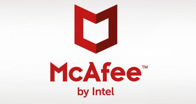 nuevo logo e imagen de McAfee