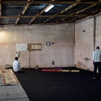 Como es la vida en un campo de refugiados (2)