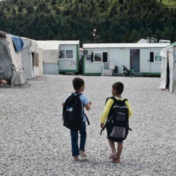 Como es la vida en un campo de refugiados (3)