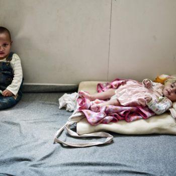 Como es la vida en un campo de refugiados (5)