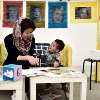 Como es la vida en un campo de refugiados (7)