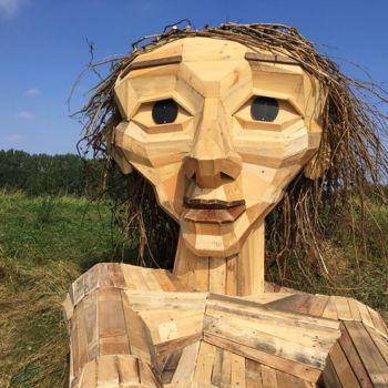 Forgotten Giants, una impresionante serie artística escondida en el bosque (6)
