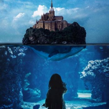 Fotografias surrealistas por Ted Chin (5)