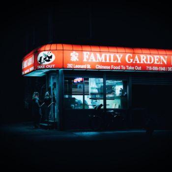 Neon Nights, una serie fotografica que relata la vida nocturna en NY (17)