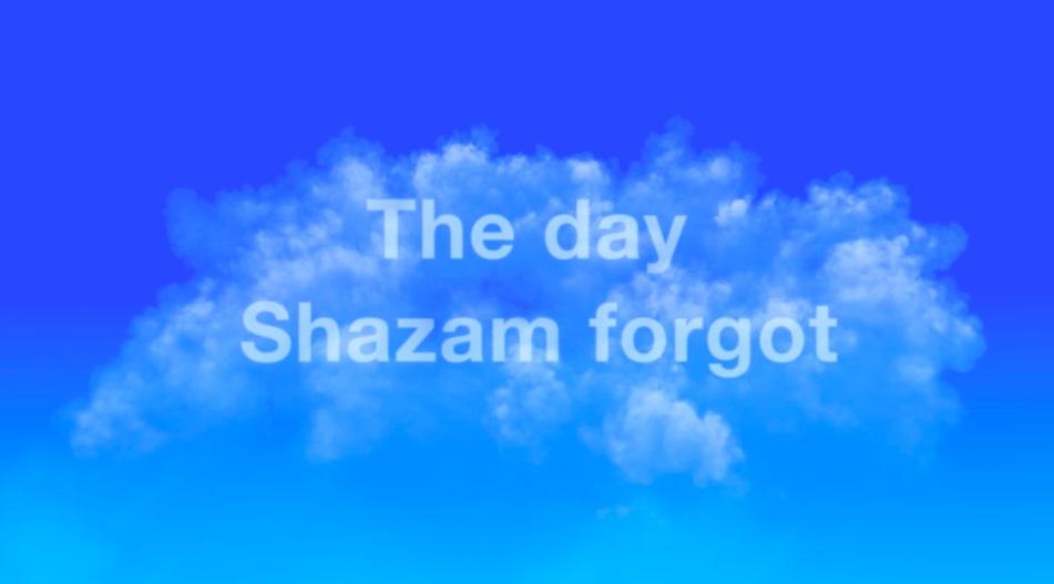 campaña de Shazam contra el Alzheimer