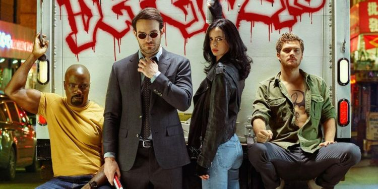 ultimo trailer de The Defenders