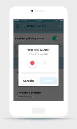 Waze grabar comandos de voz (1)