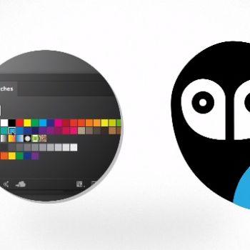 Mira como crear un logotipo en Illustrator en un minuto