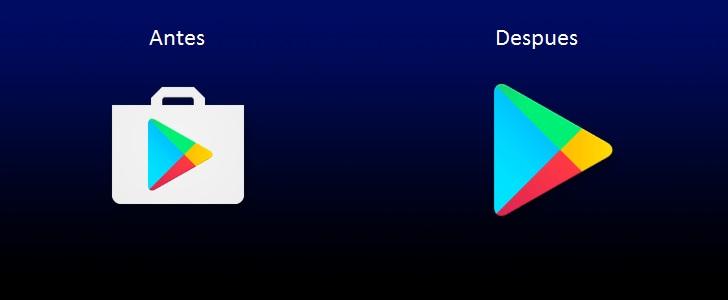 Google renueva el logotipo de la Play Store
