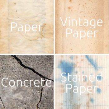 Cientos de texturas gratis para decorar tus diseños