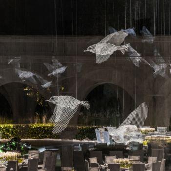 Esculturas de arquitectura renacentista por Edoardo Tresoldi (1)