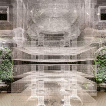 Esculturas de arquitectura renacentista por Edoardo Tresoldi (12)
