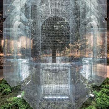 Esculturas de arquitectura renacentista por Edoardo Tresoldi (15)
