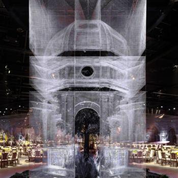 Esculturas de arquitectura renacentista por Edoardo Tresoldi (16)