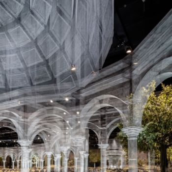 Esculturas de arquitectura renacentista por Edoardo Tresoldi (4)