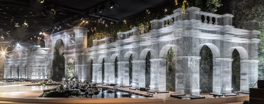 Esculturas de arquitectura renacentista por Edoardo Tresoldi