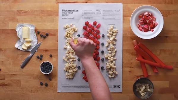 cómo ser creativo en la cocina