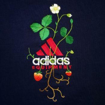 Logos de marcas deportivas mezcladas con la naturaleza (7)