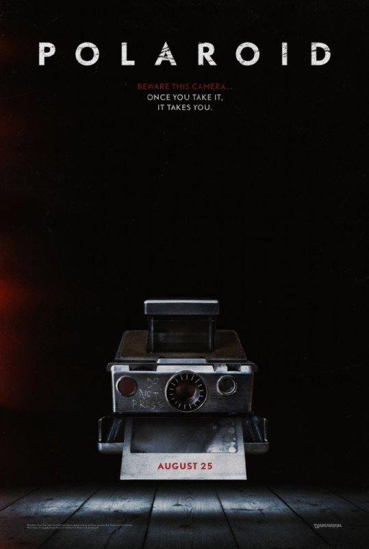 Polaroid película de terror