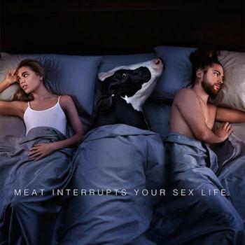 Last Longer, campaña de PETA sobre la ventajas de ser vegano (NSFW)