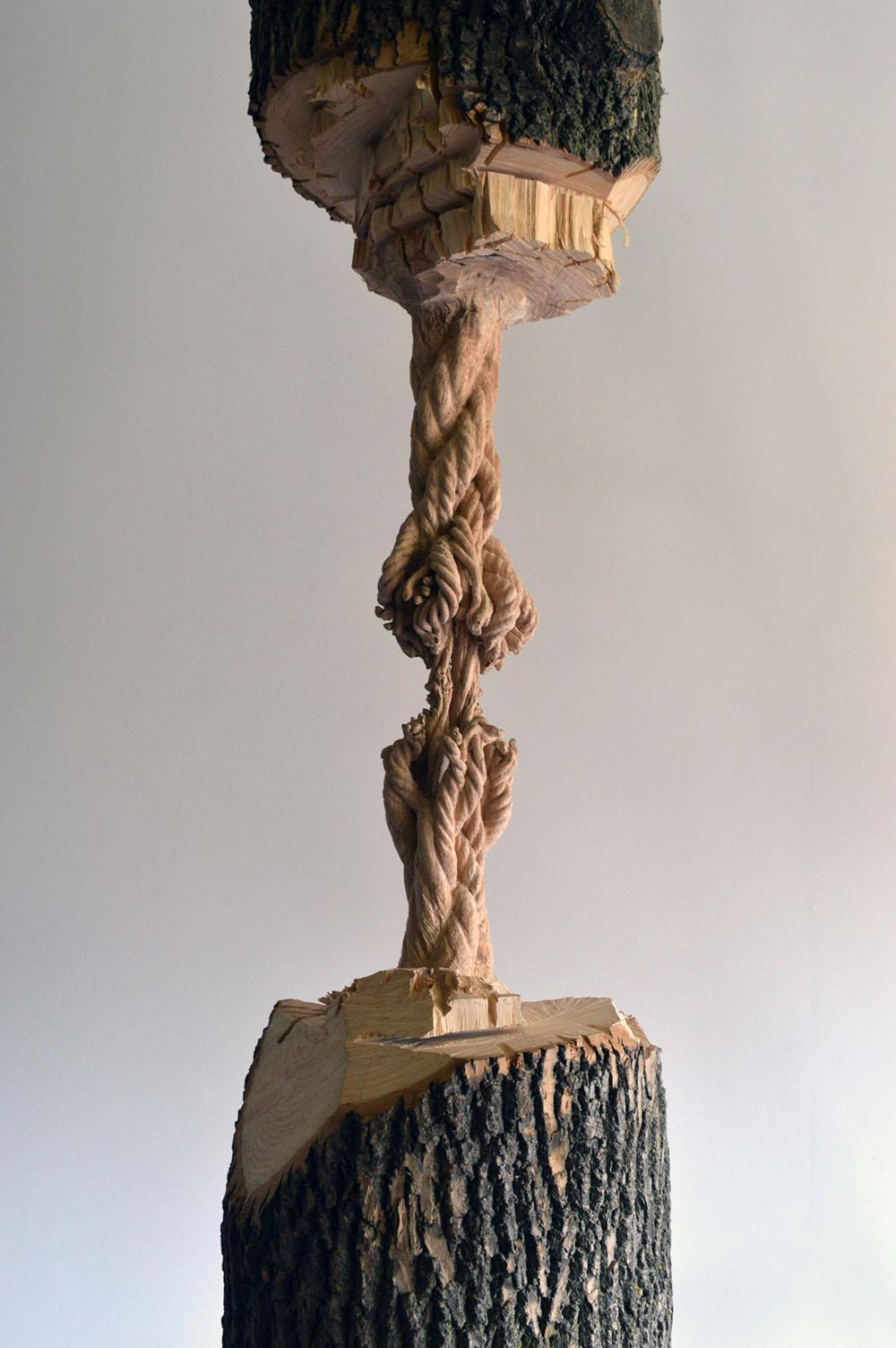 Schrodinger's Wood por Maskull Lasserre