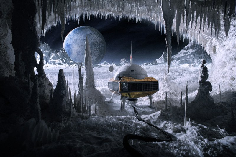 paisajes espaciales creados a mano por Adam Makarenko (10)