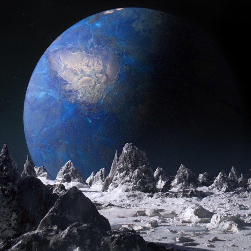 paisajes espaciales creados a mano por Adam Makarenko (17)