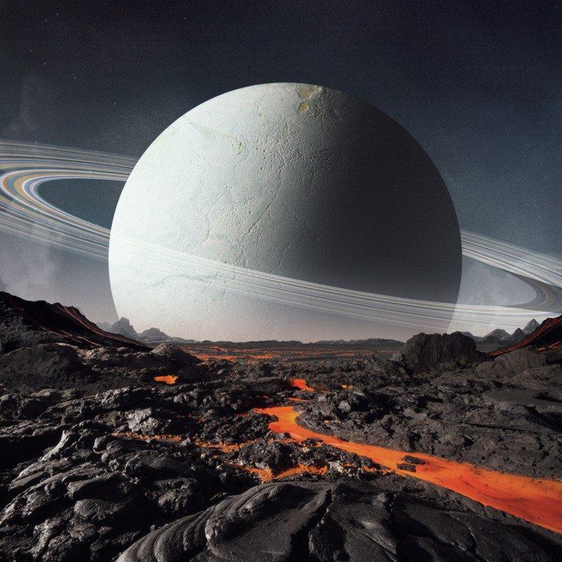 paisajes espaciales creados a mano por Adam Makarenko (24)