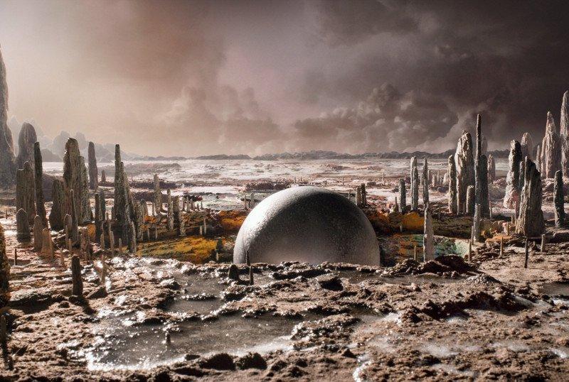paisajes espaciales creados a mano por Adam Makarenko (8)