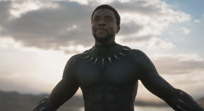 Primer trailer de Black Panther