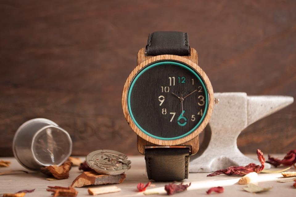 Eclock relojes de madera para amantes del dise o su - Relojes de diseno ...