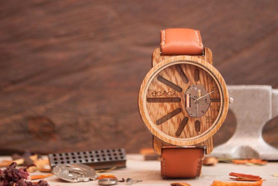 relojes de madera para amantes del diseño sustentable (2)
