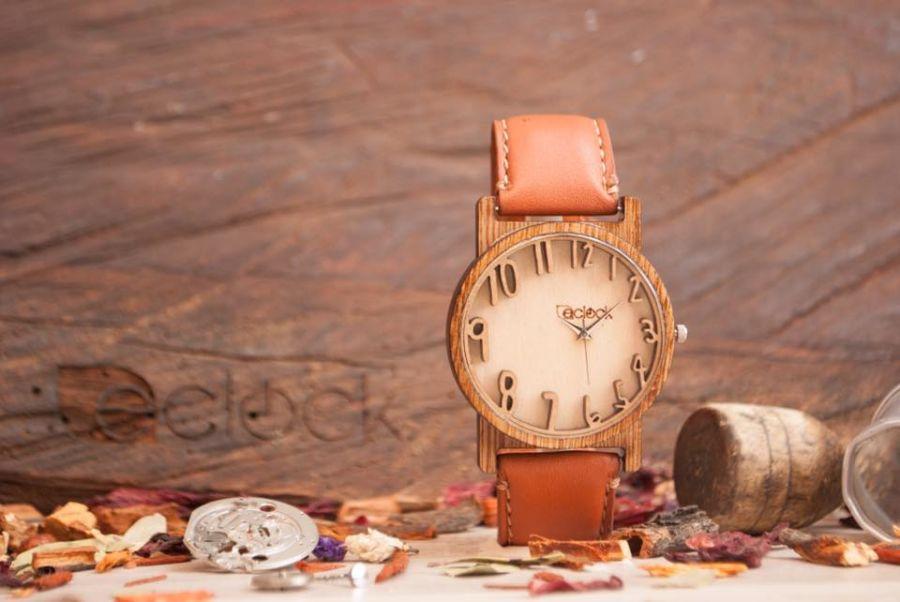 relojes de madera para amantes del diseño sustentable (3)