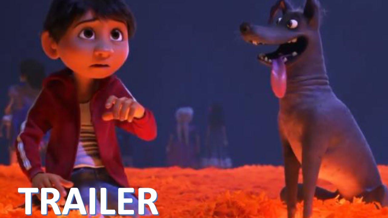Nuevo trailer de Coco