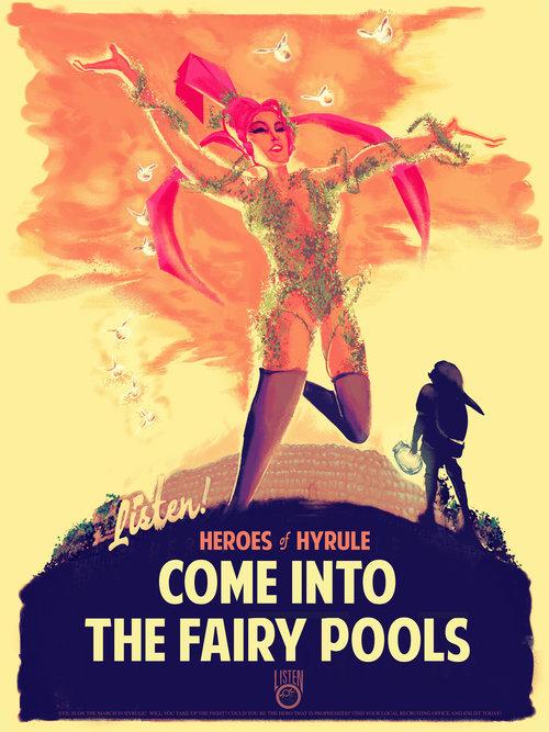 Afiches publicitarios de juegos (1)