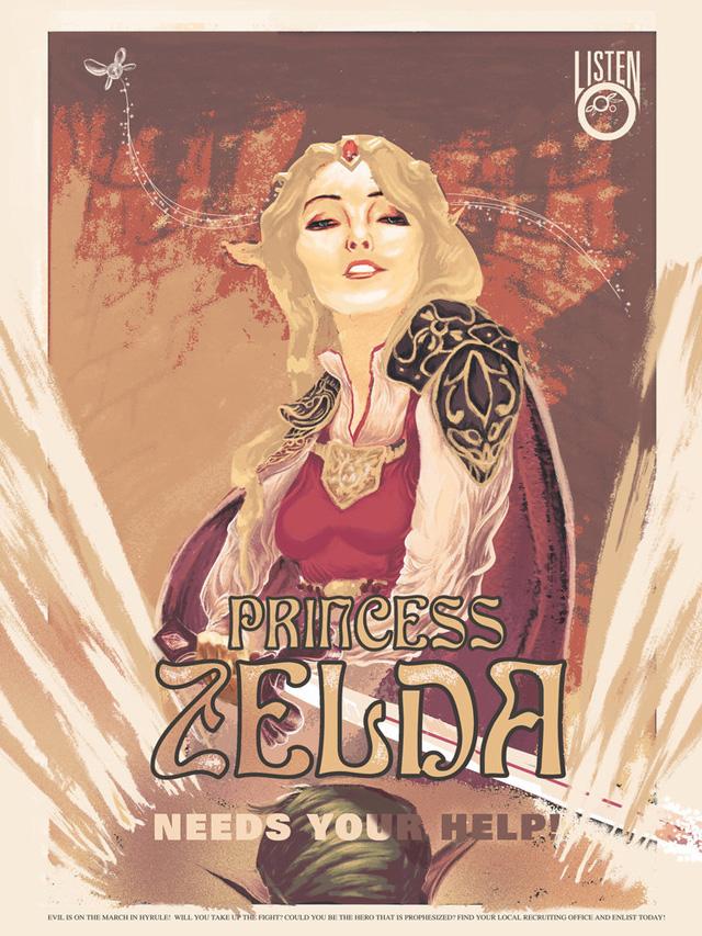 Afiches publicitarios de juegos (13)