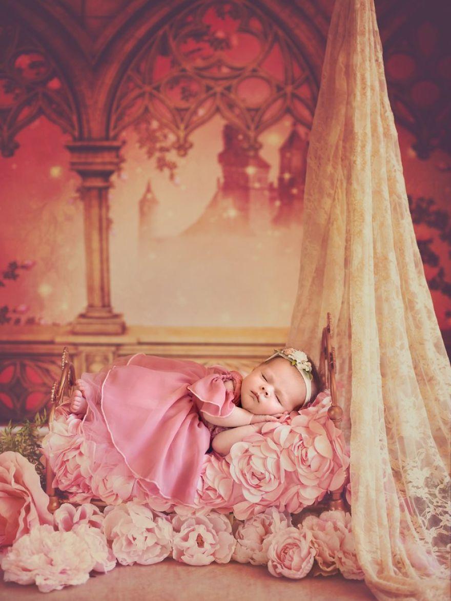 Aurora, La bella durmiente