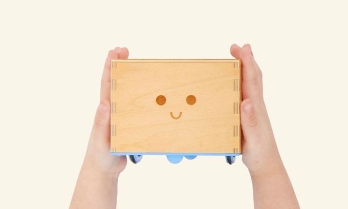 robot para enseñar los principios de la programación a niños