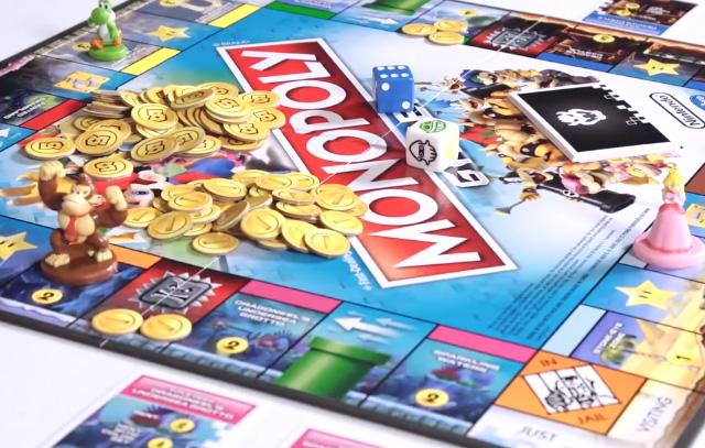 Monopoly de Mario Bros