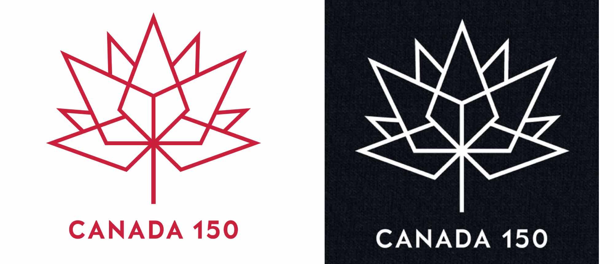 Nuevo logo de Canadá