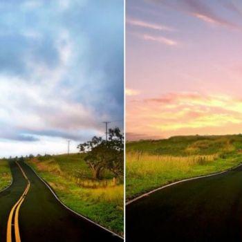 Como reemplazar el cielo de una fotografía en 2 minutos