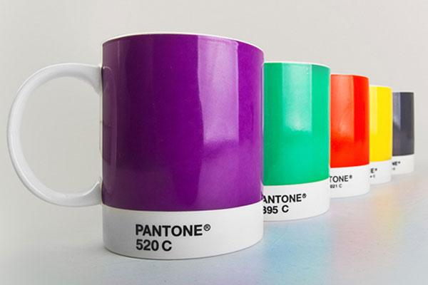 Diseños de productos inspirados en Pantone