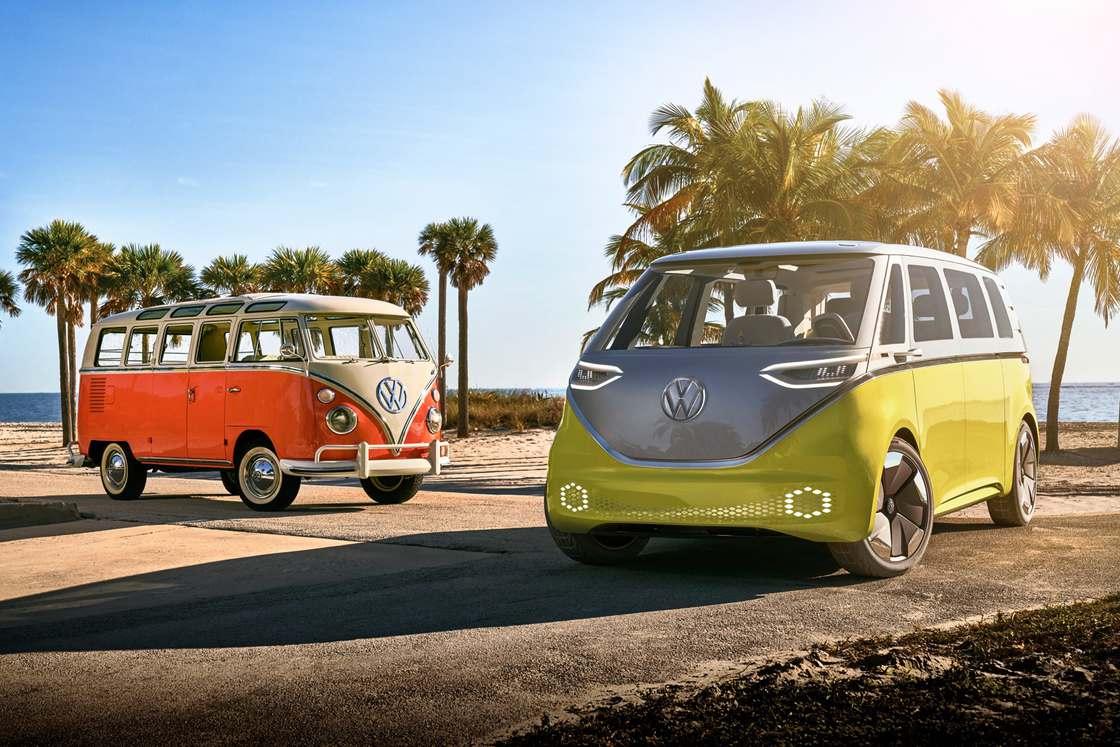 Volkswagen anuncia nueva versión de su clásica van
