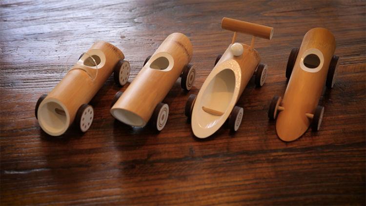 diseño sustentable en juguetes