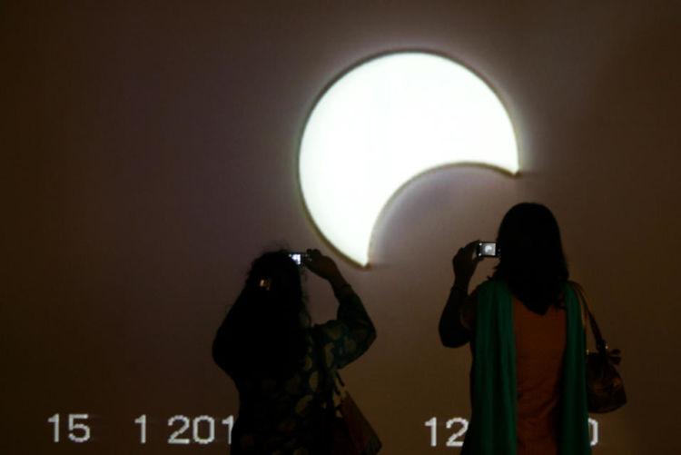 fotografiar el eclipse 2017