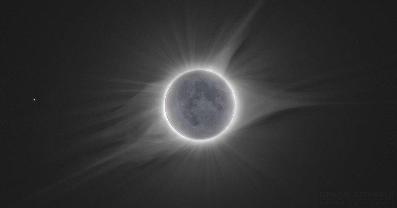 fotografías del Eclipse 2017