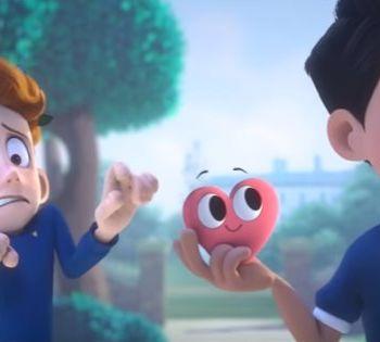 In a Heartbeat, el corto animado sobre la diversidad sexual que debes ver