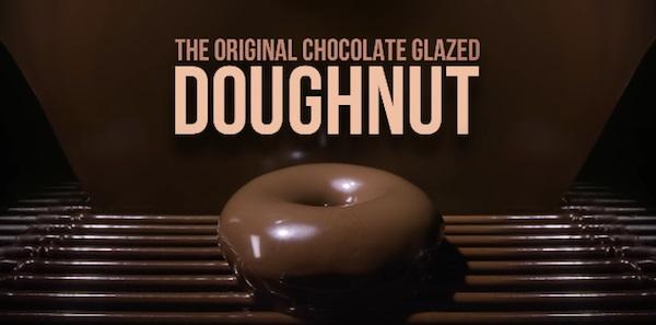 Krispy Kreme celebra el eclipse solar