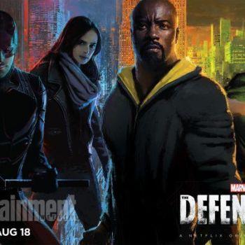 The Defenders, la nueva serie de Netflix de super heroes estrena su ultimo trailer