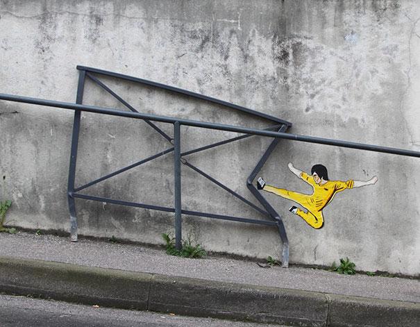 10 Ejemplos de vandalismo como una actividad creativa